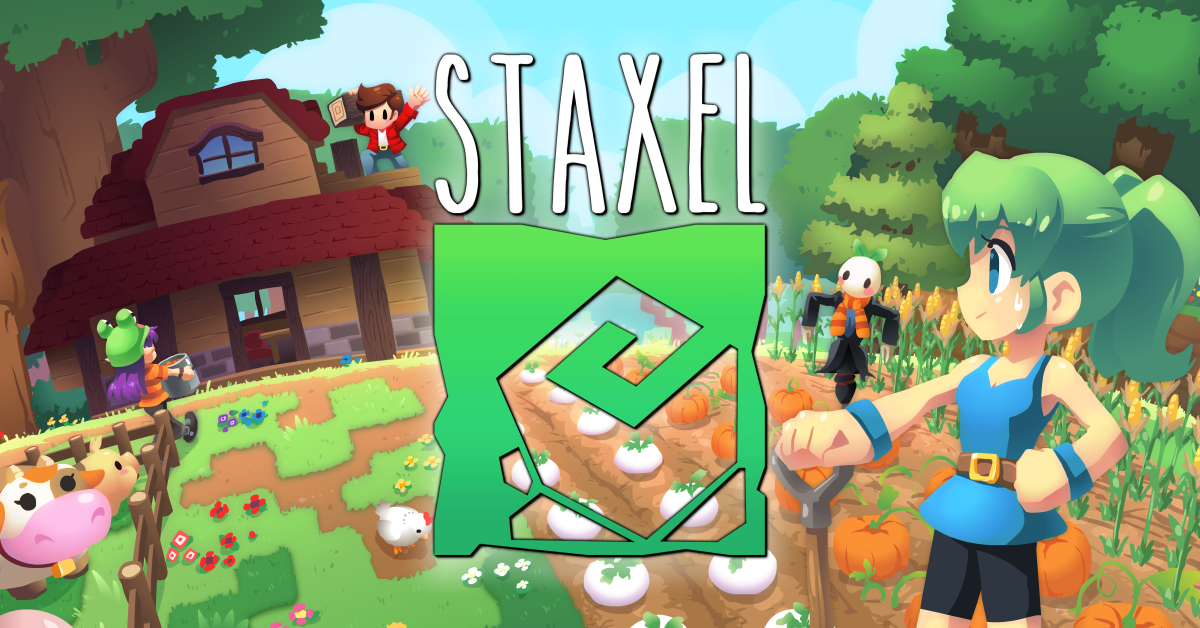 Staxel Review | Scholarly Gamers