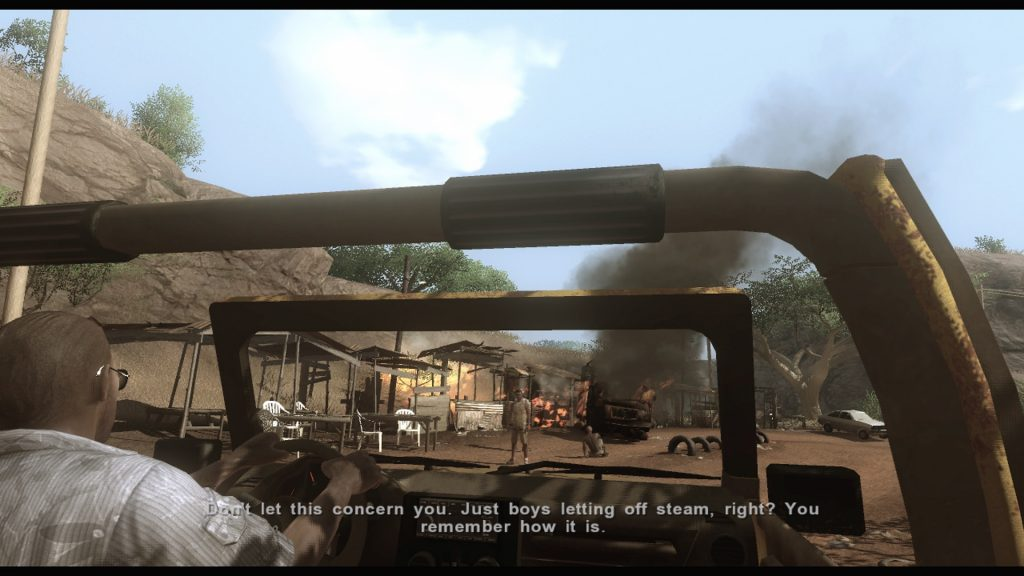 Far Cry 2 Boys Will Be Boys