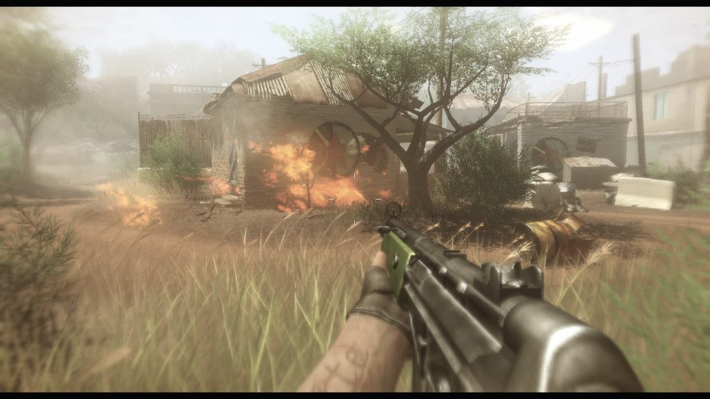 Far Cry 2 Pala Fire