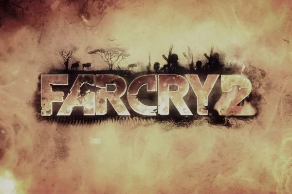 Far Cry 2 Title Screen
