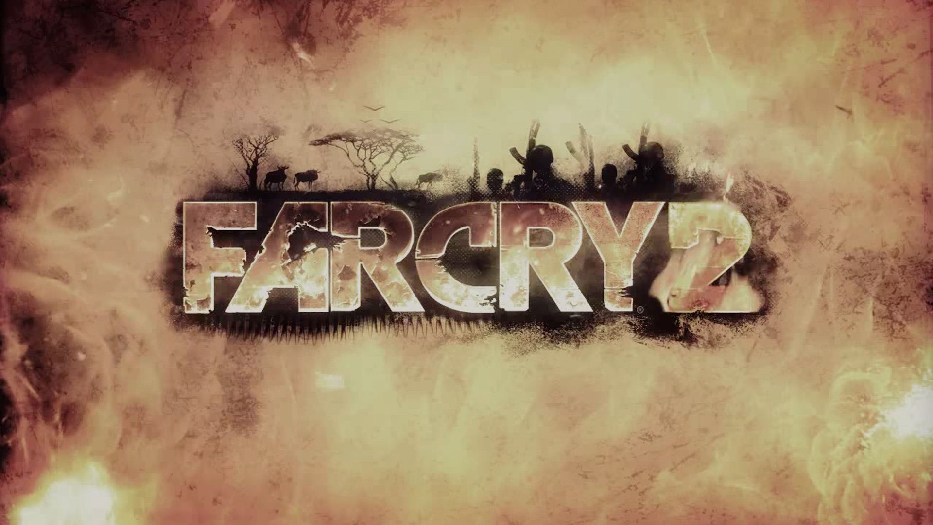 Far Cry 2 Title Screen