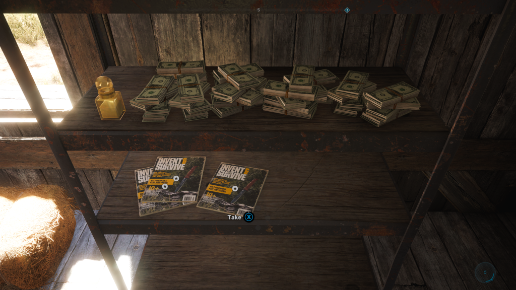 Far Cry 5 Prepper Stash