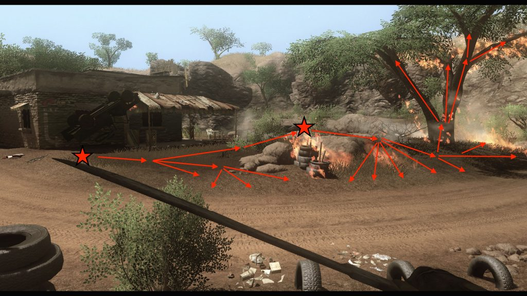 Far Cry 2 - Fire Propagation (After)