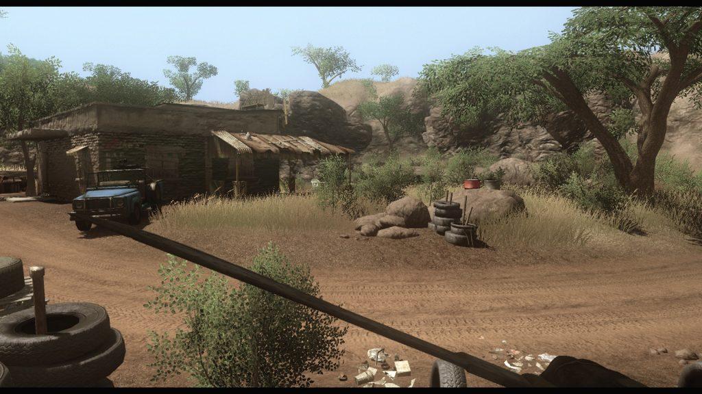 Far Cry 2 - Fire Propagation (Before)