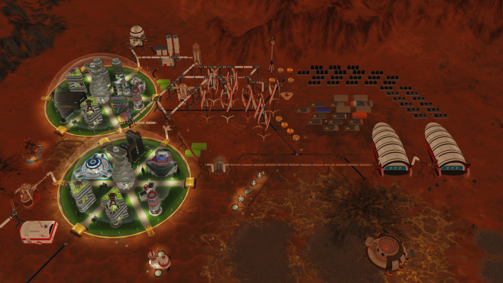 Surviving Mars Overview