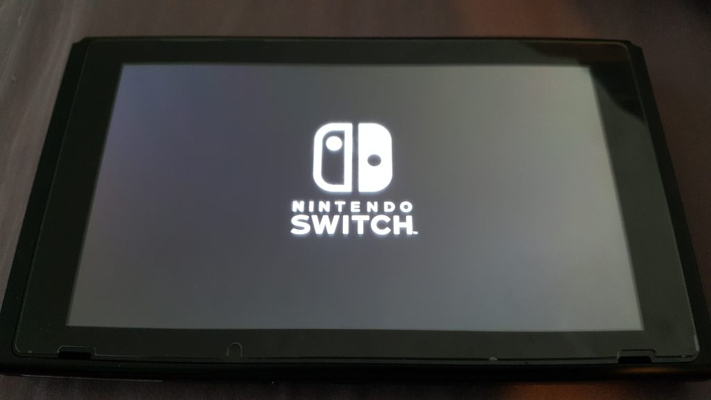Nintendo Switch Frozen