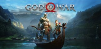 God of War Key Art