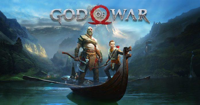 God of War Key Art