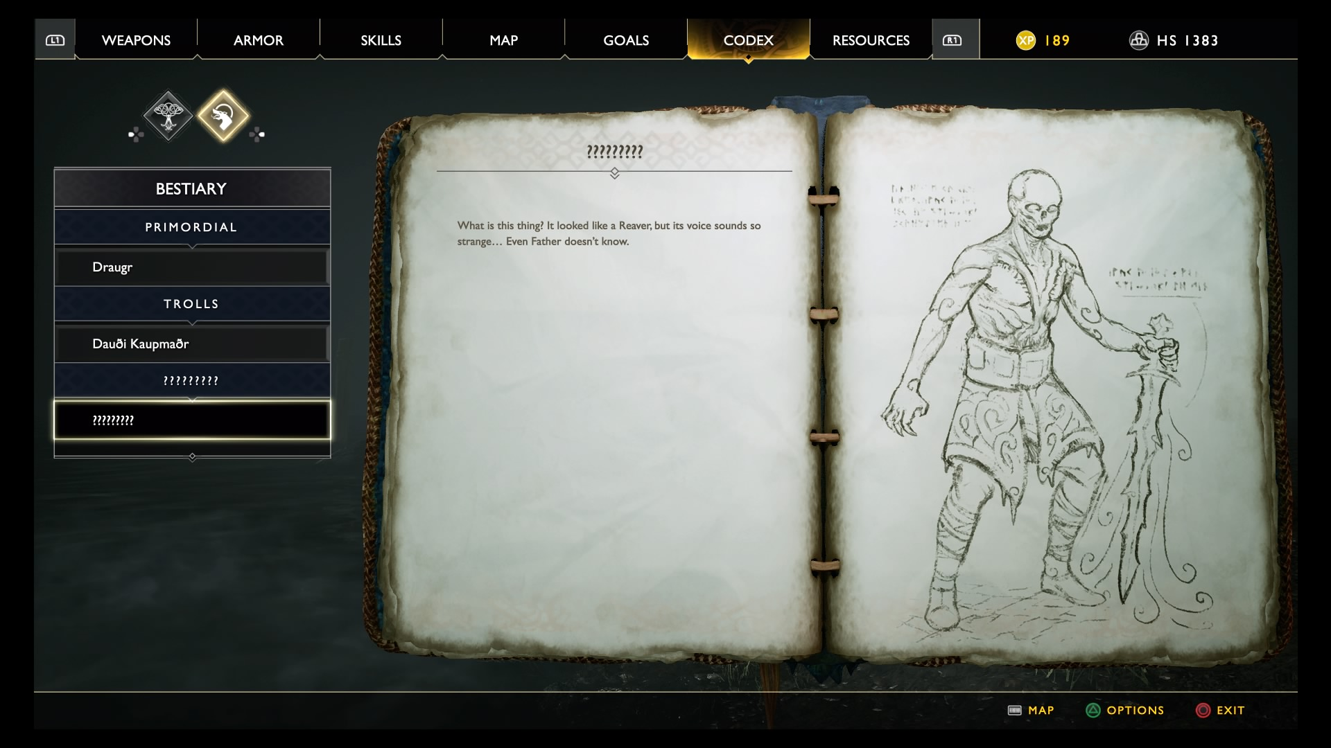 God of War Bestiary