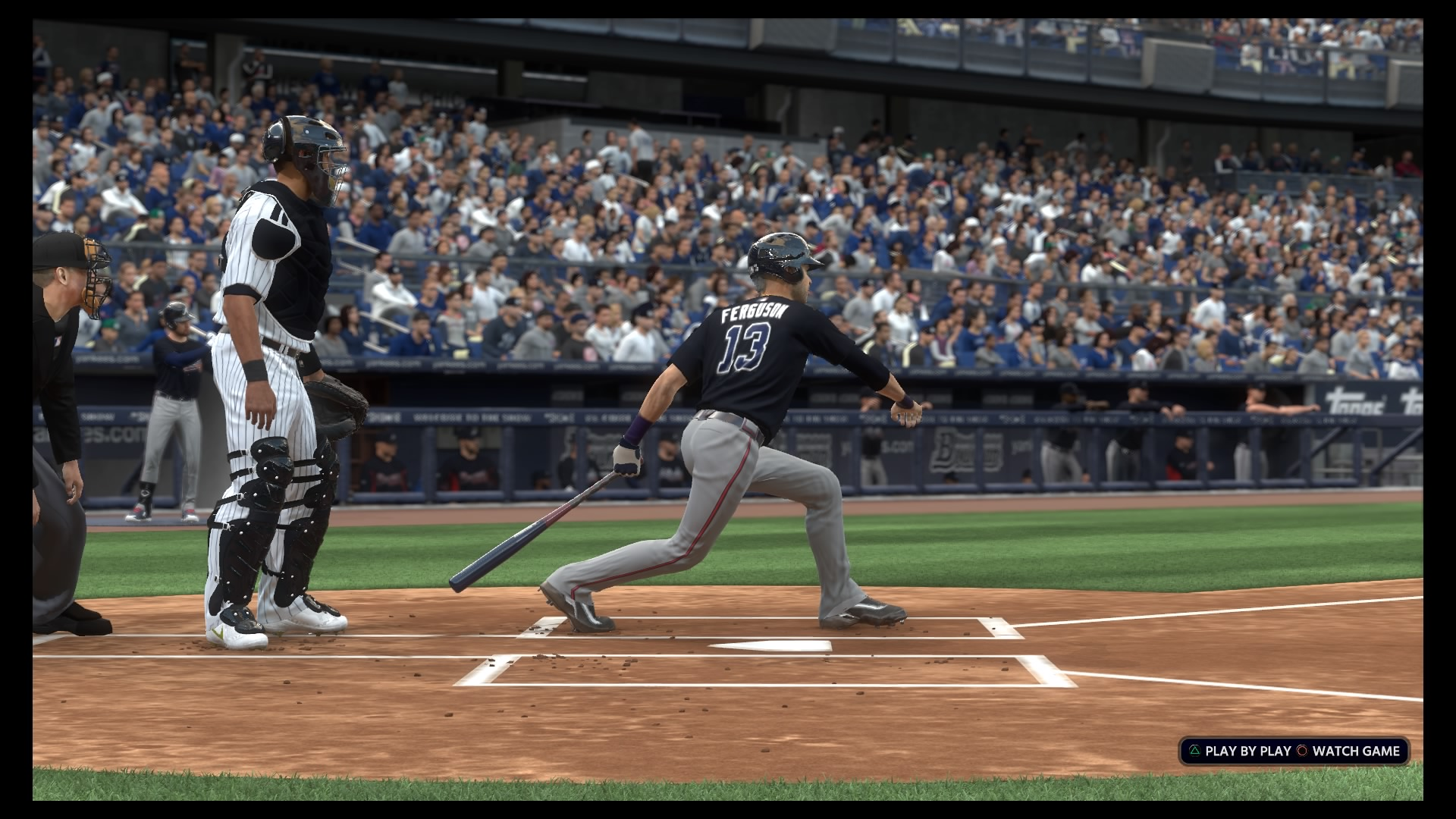 MLB The Show 18 Batting