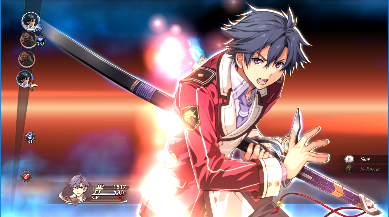 Trails of Cold Steel II Combat