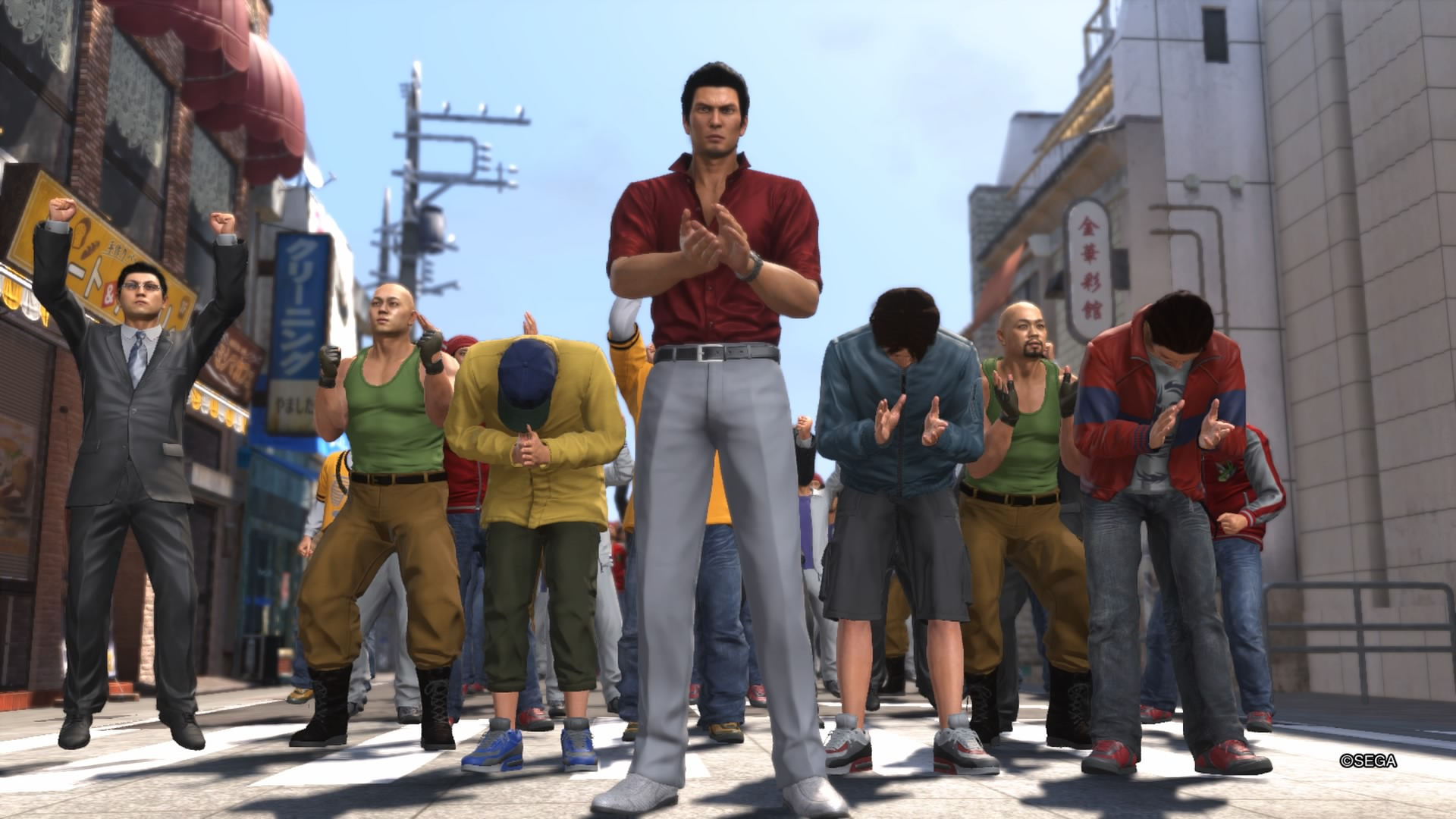 yakuza 6 the song of life review scholarly gamers