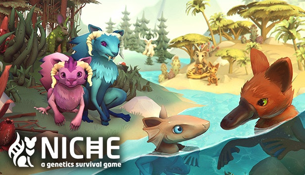 Niche - a generics survival game