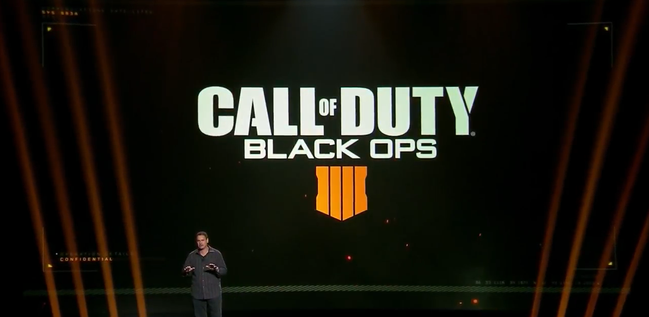 Black Ops 4 Community Reveal