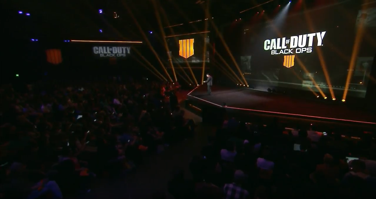 Black Ops 4 Reveal Event