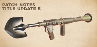 Far Cry 5 Shovel Launcher