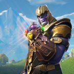 Fortnite v4-1 Patch Thanos