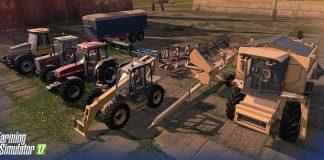 Farming Simulator 17 Modern Classics DLC