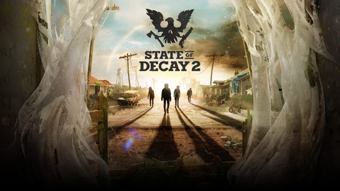 State of Decay 2 Title Card