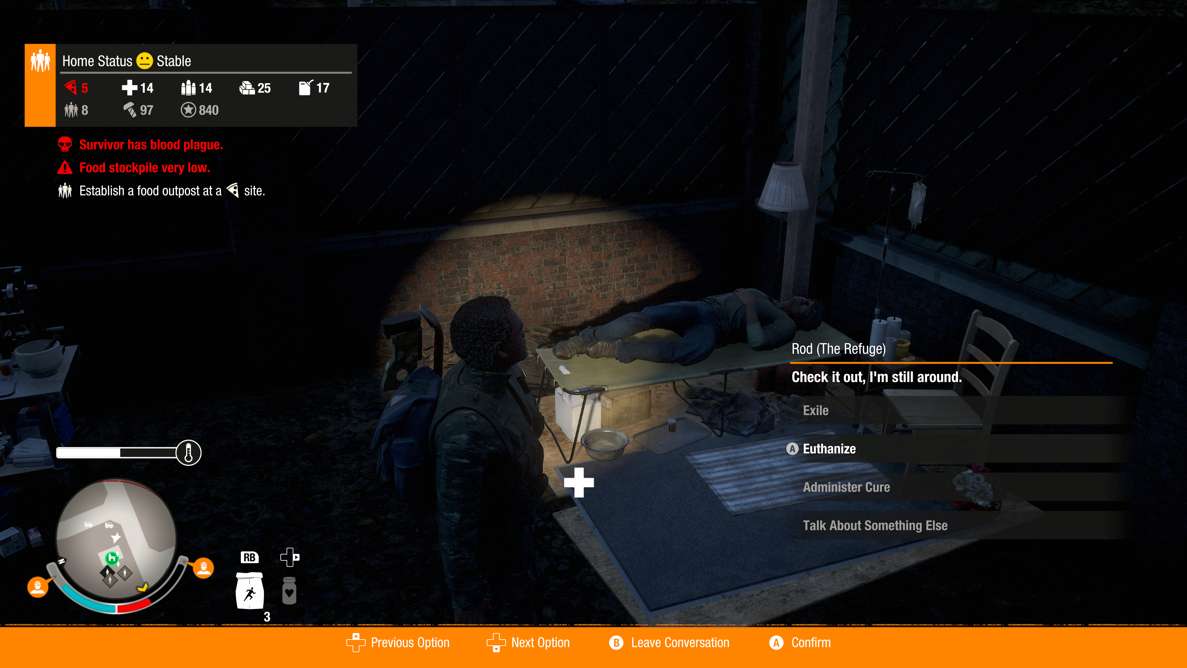 State of Decay Plague Cure