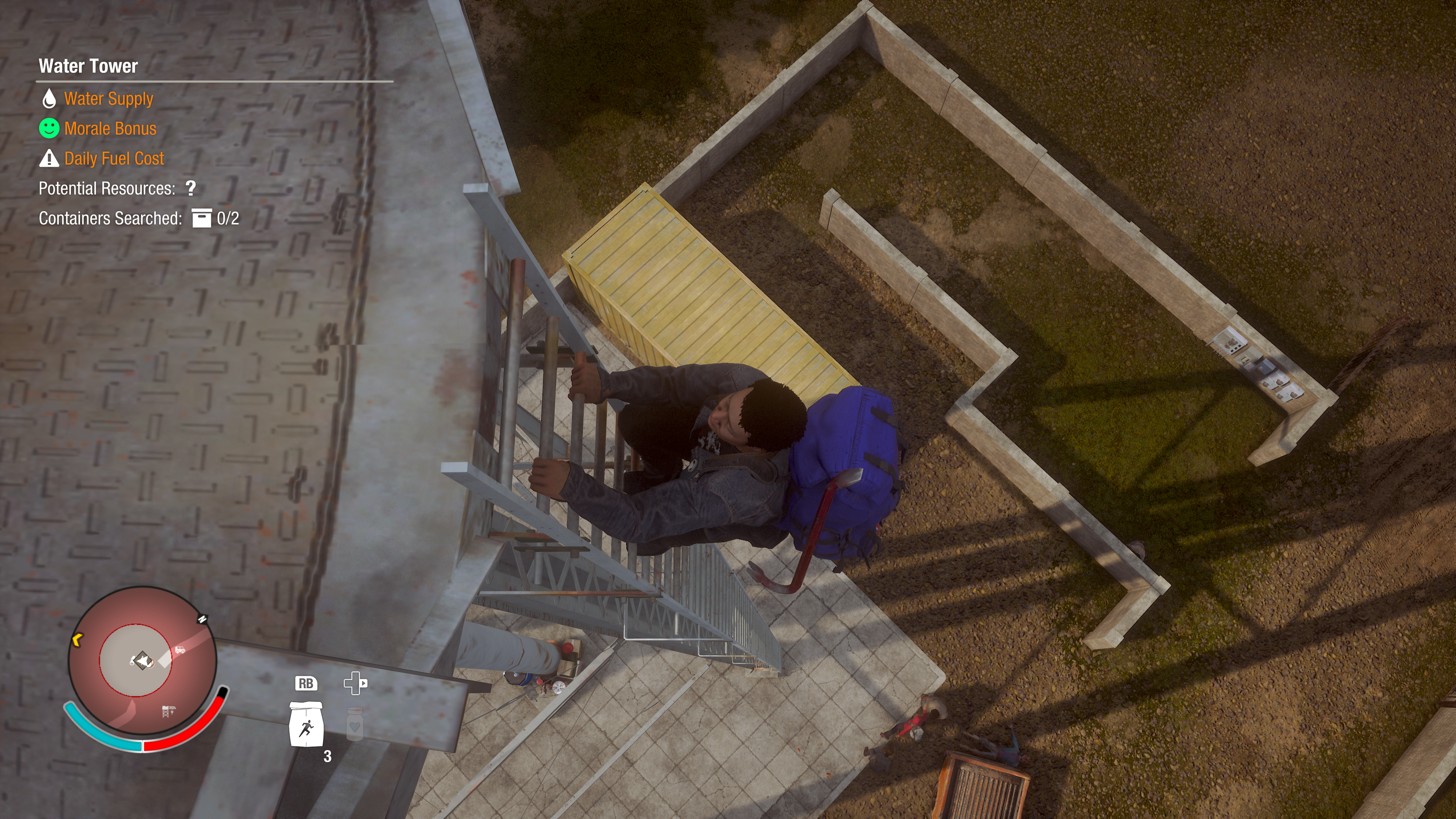 State of Decay Tower Climb