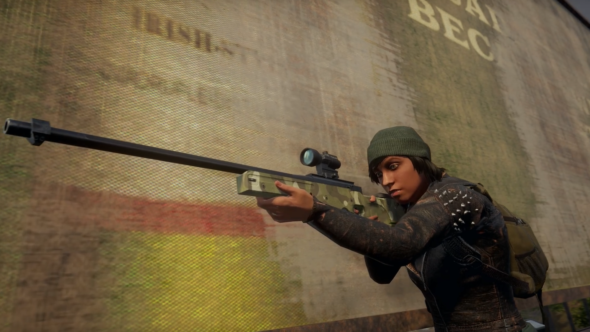 State of Decay Weapons Expert