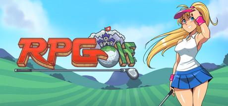 RPGolf Title Art