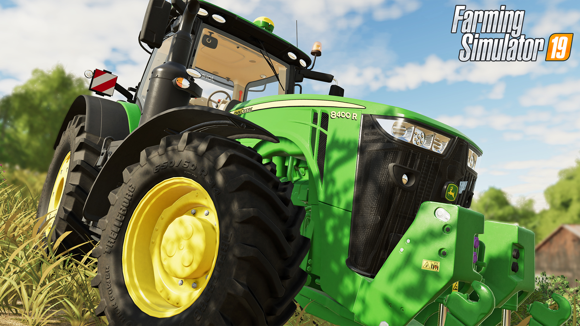 GIANTS Reveals New Features for Farming Simulator 19 at
