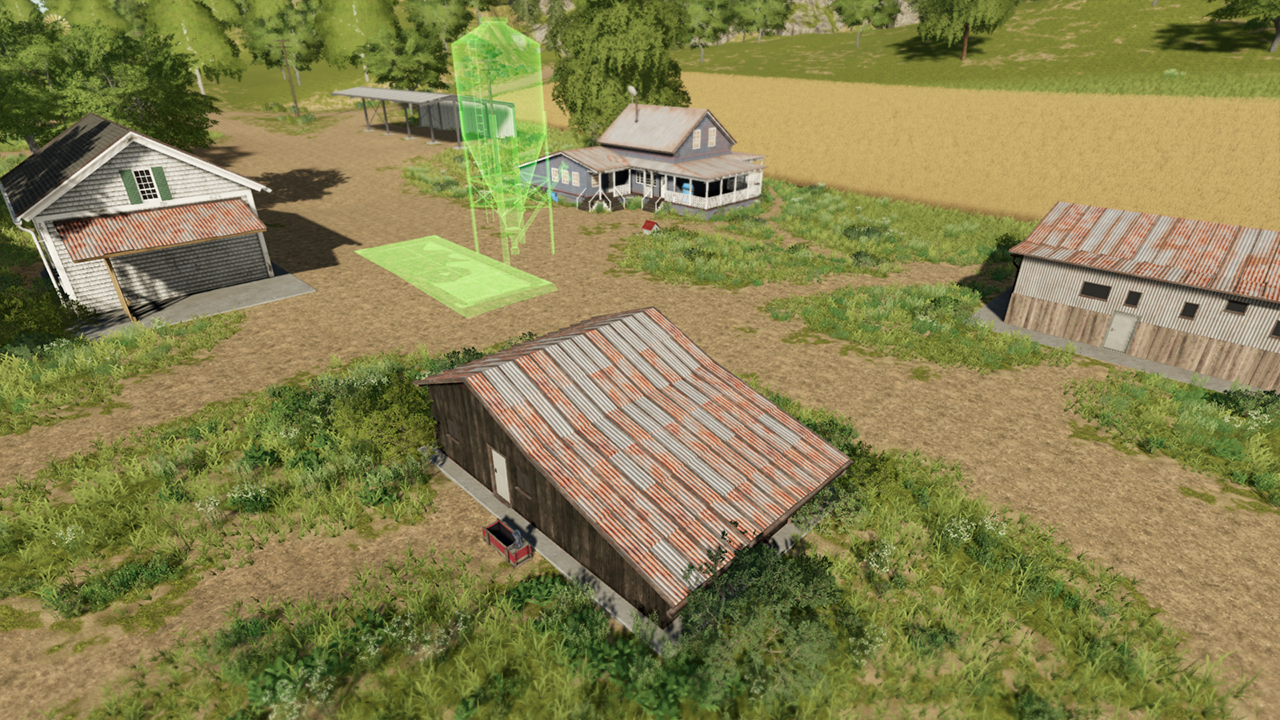 Farming Simulator 19 Placement