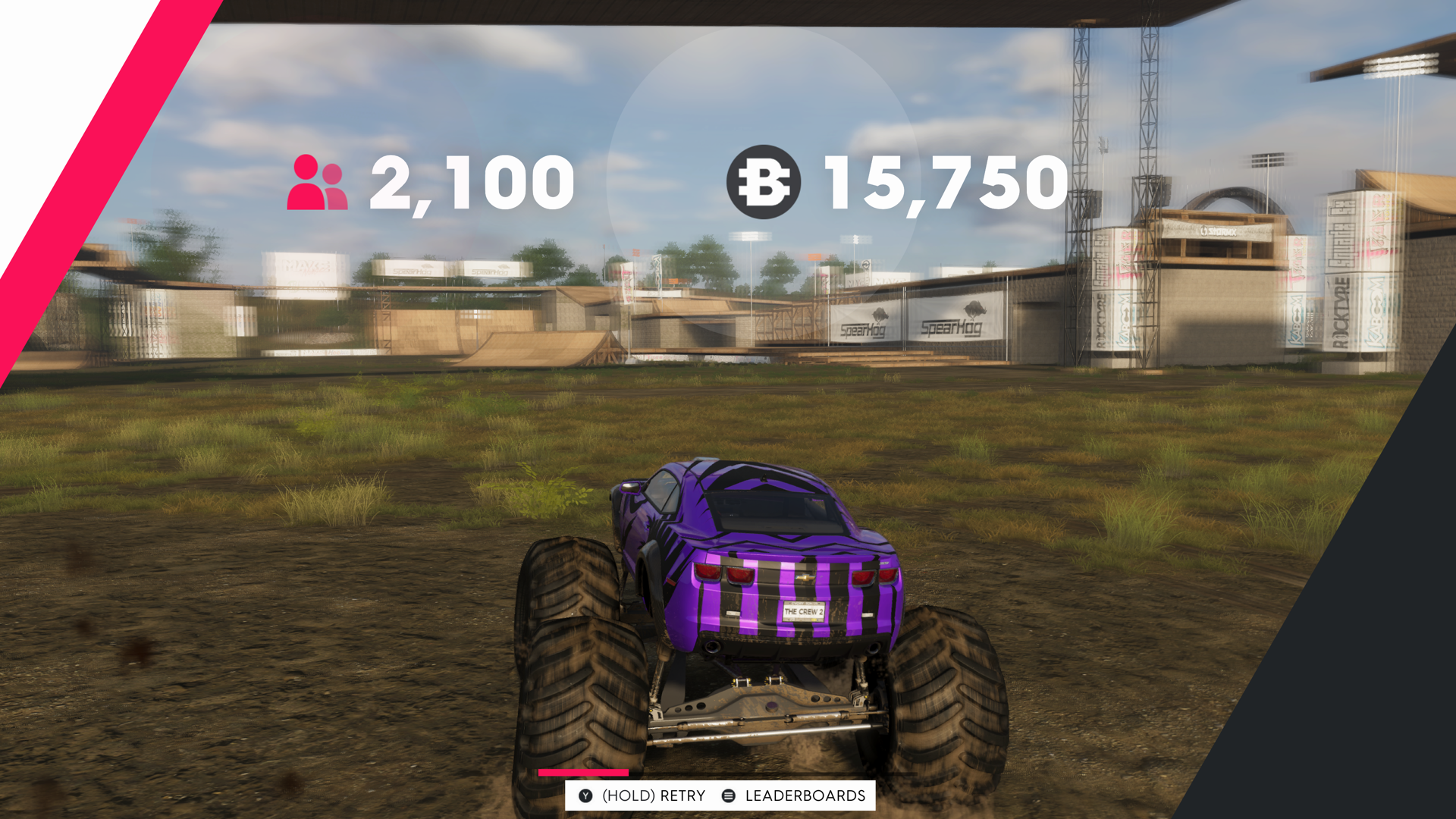 The Crew 2 Monster Truck