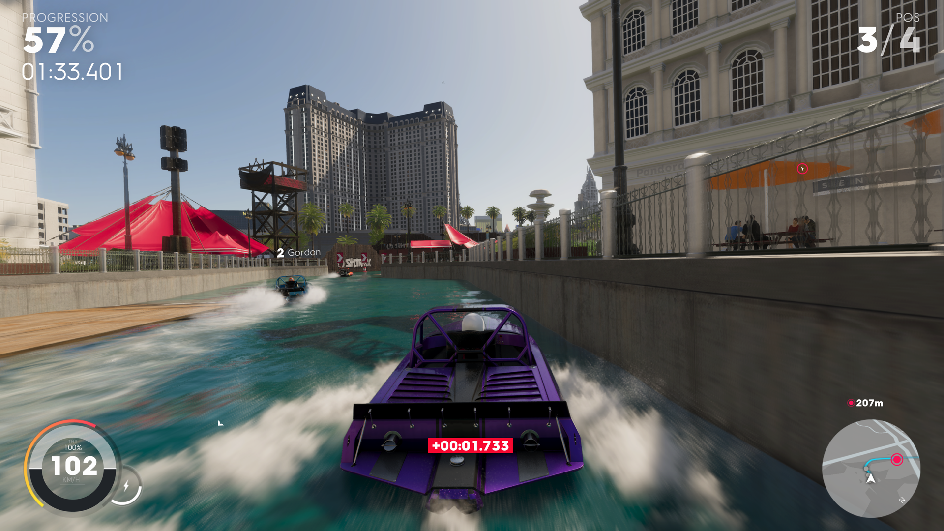 The Crew 2 Boats