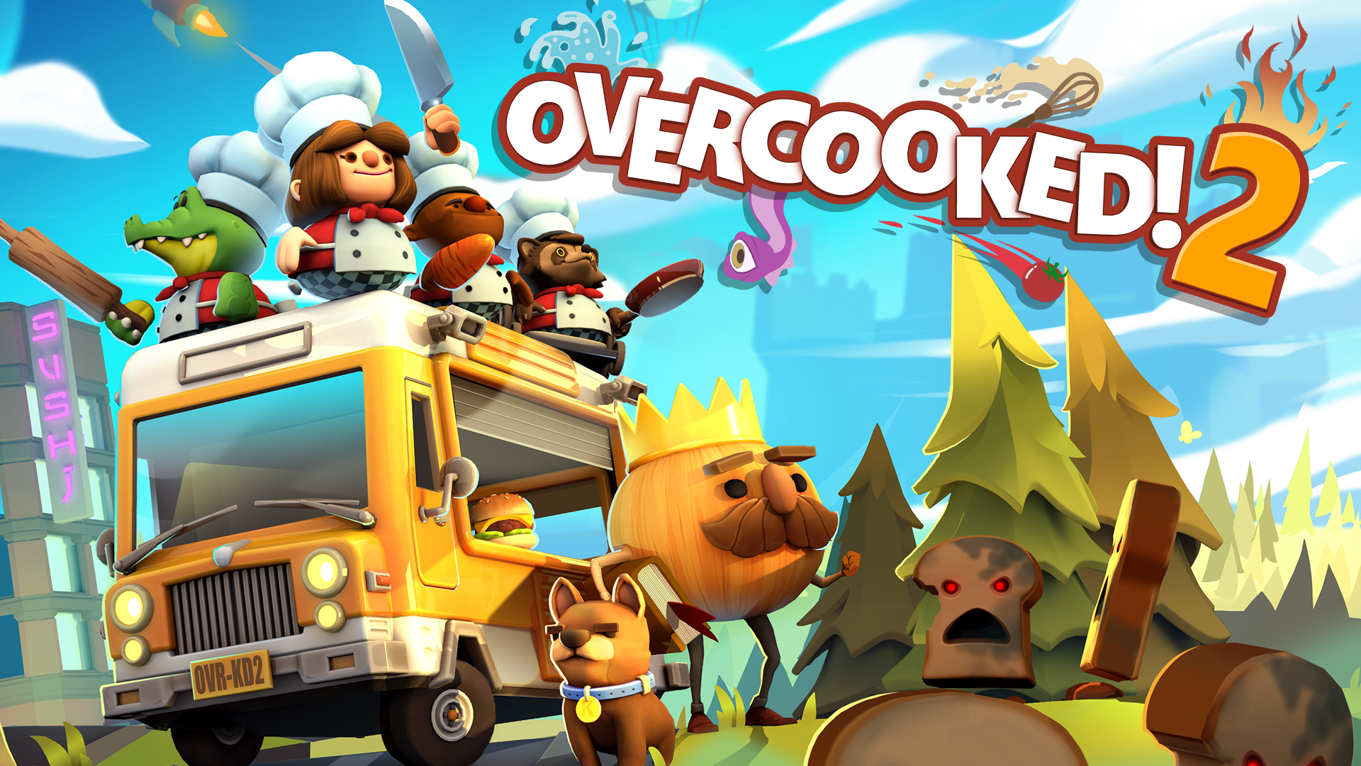 Overcooked! 2 Review | Scholarly Gamers