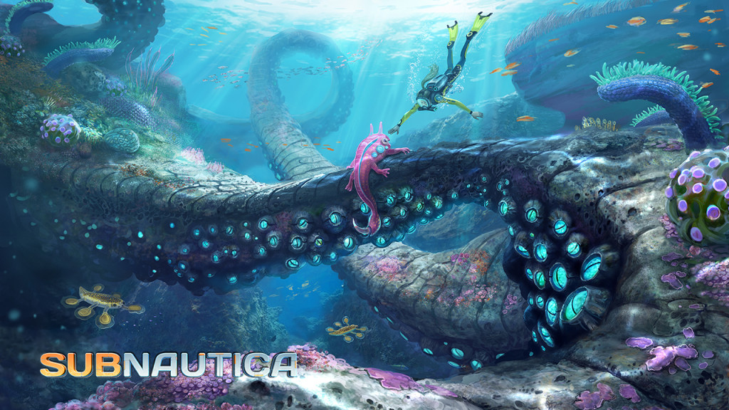 subnautica review scholarly gamers