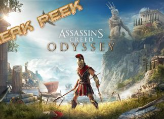 Assassin's Creed Odyssey Sneak Peek