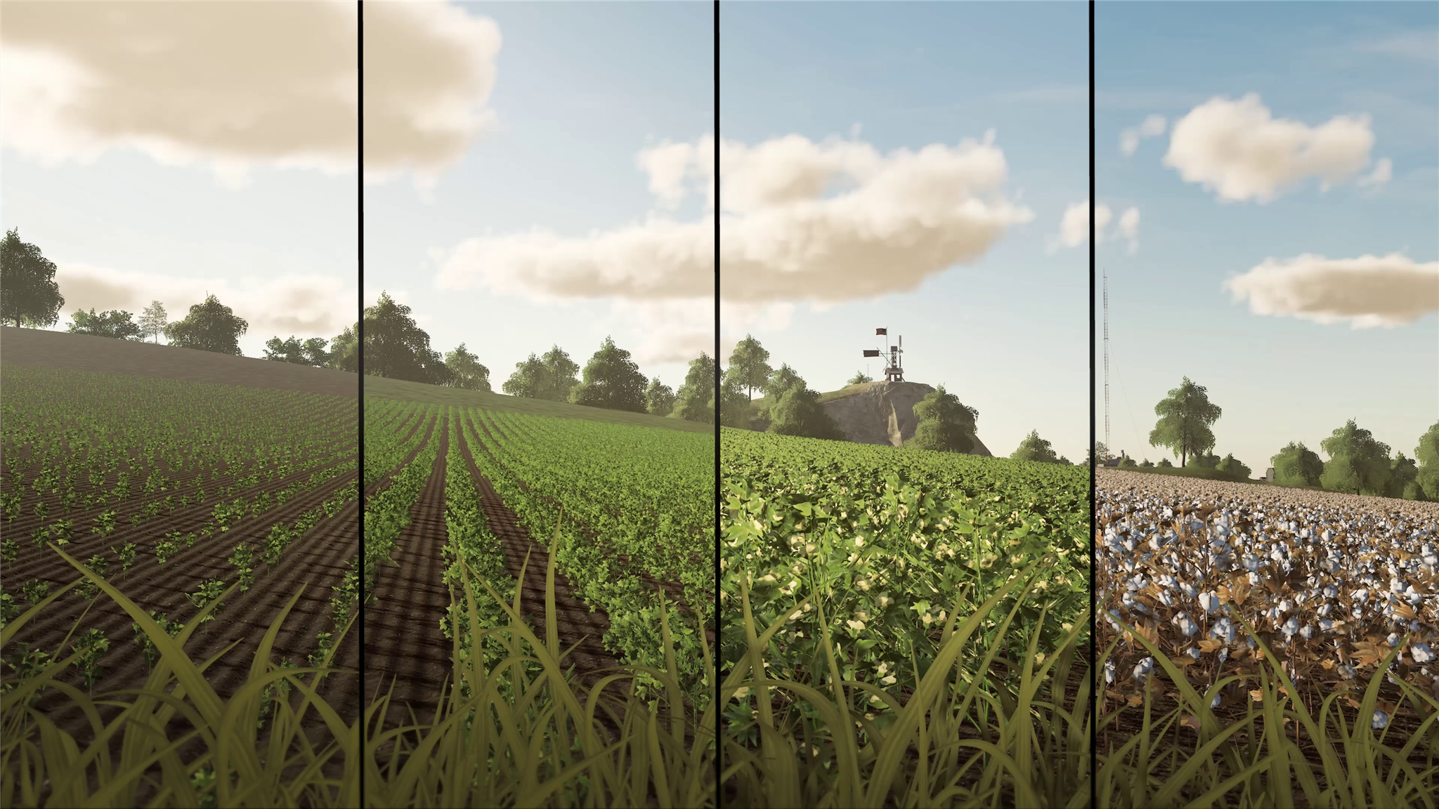 Farming Simulator 19's New Crops, Weed System Detailed in Developer