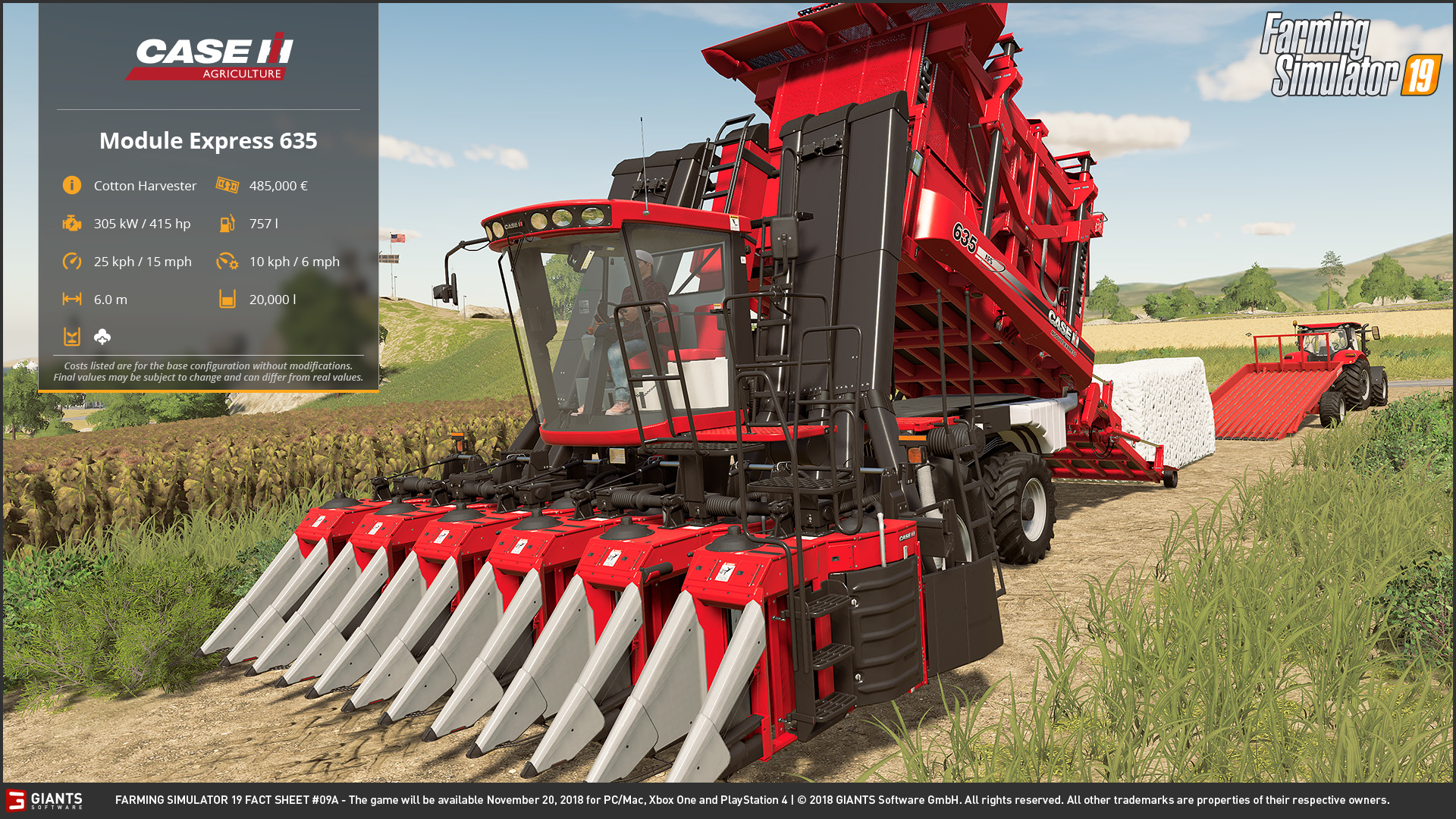 Farming Simulator 19: Fact Sheets #8 & #9 | Scholarly Gamers