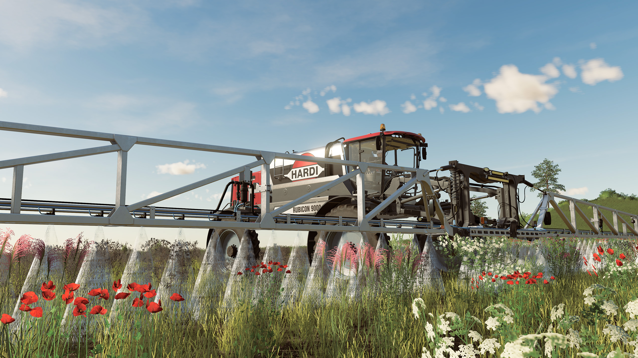 Farming Simulator 19's New Crops, Weed System Detailed in