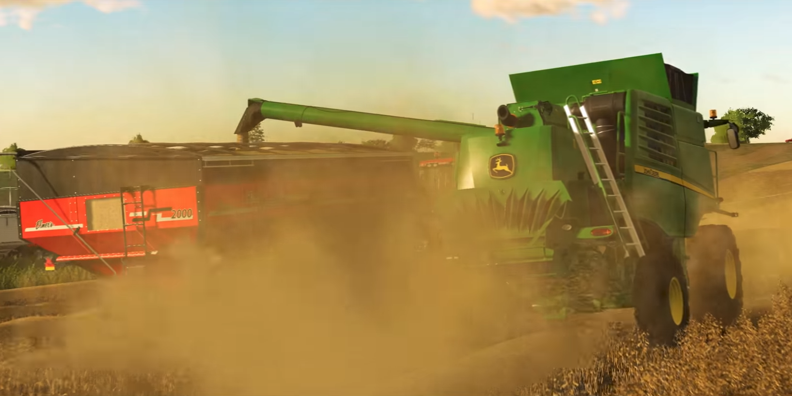 GIANTS Software Confirms: Only One John Deere Combine Coming