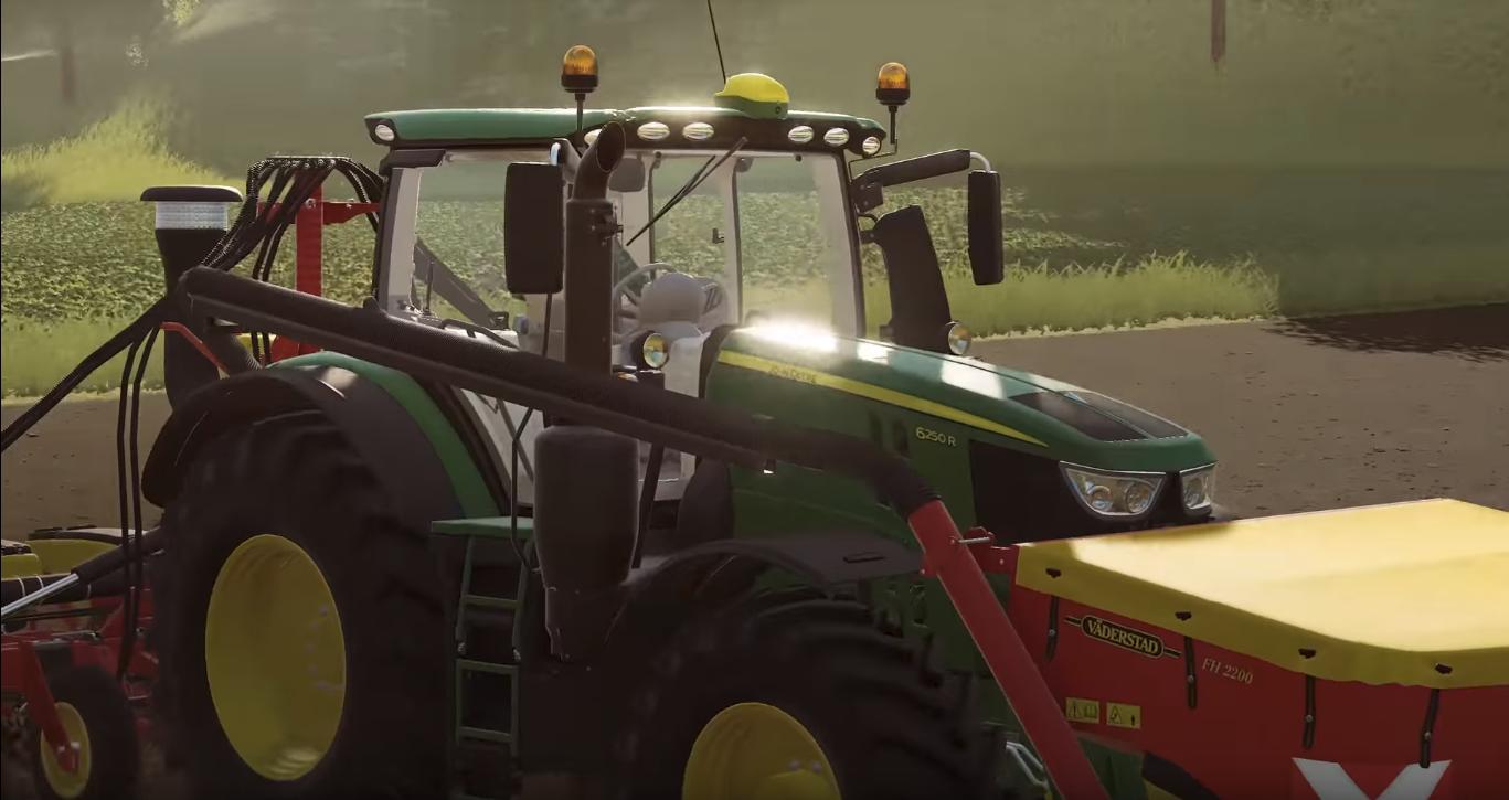 Farming Simulator 19 John Deere