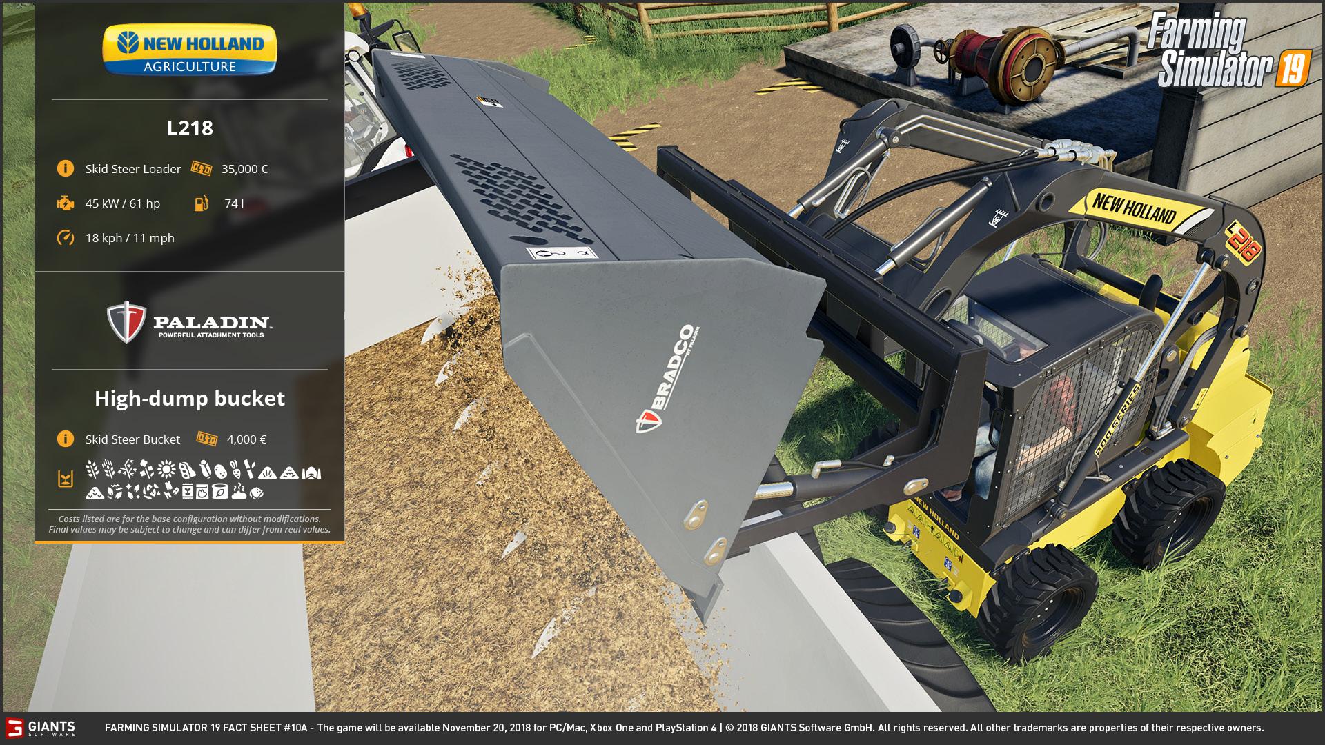 Farming Simulator 19: Fact Sheets #10 & #11 | Scholarly Gamers