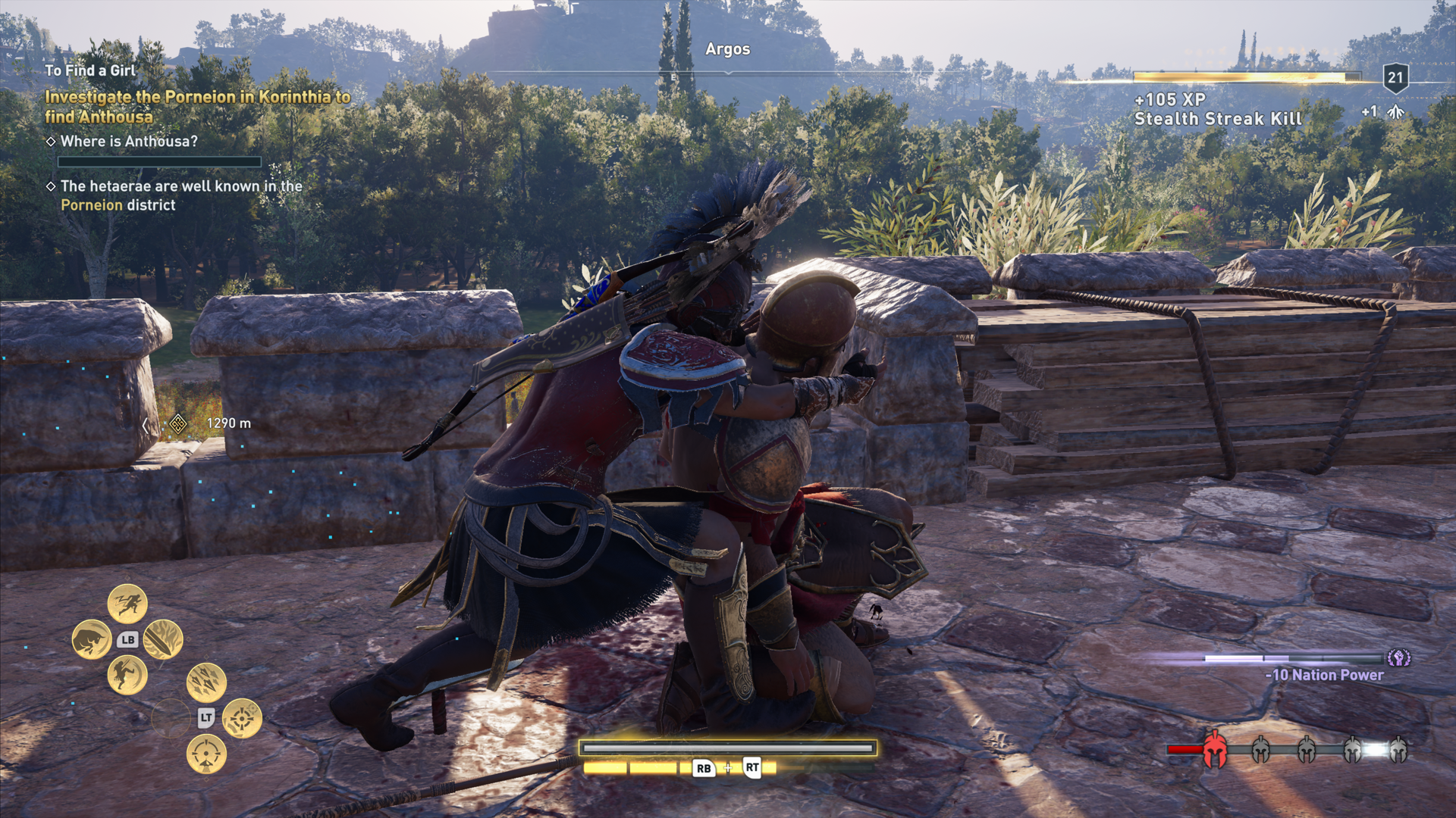 Assassin's Creed Odyssey Review   Scholarly Gamers
