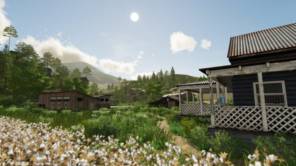 First Farming Simulator 19 Mod Maps Released on GIANTS' ModHub