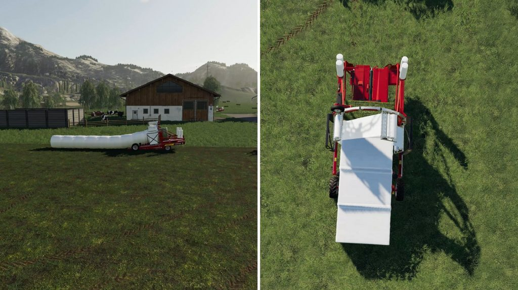 Farming Simulator 19's Anderson Group DLC