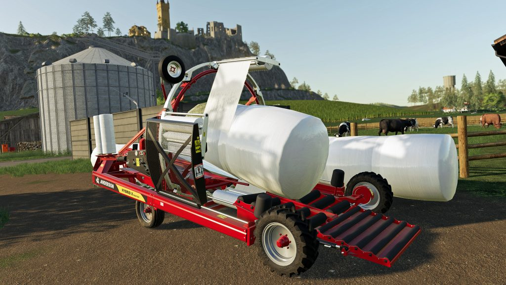 Farming Simulator DLC