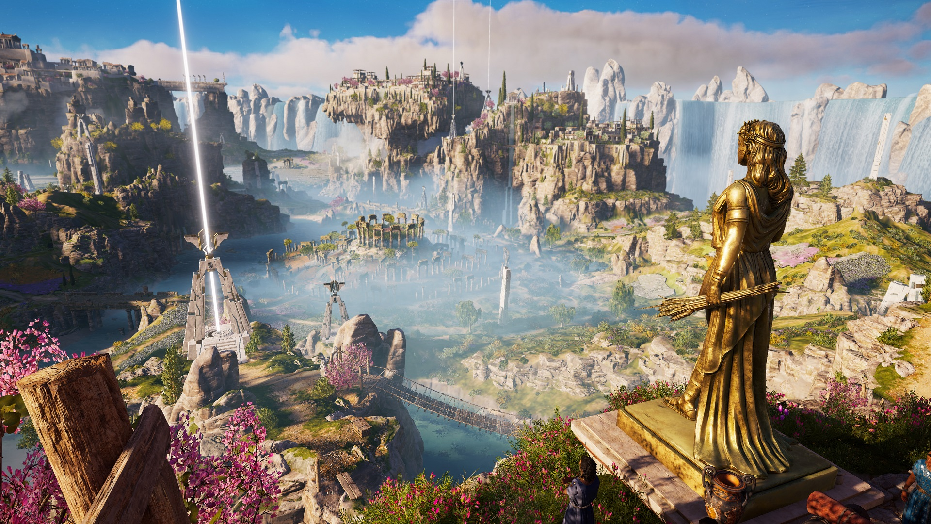 The Fate Of Atlantis Dlc Is The Latest In A Jam Packed Season Pass For Assassin S Creed Odyssey Scholarly Gamers