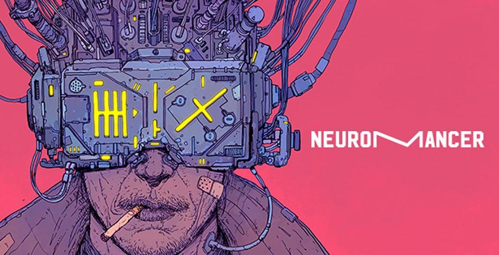 Espadas Neuromancer Cyberpunk