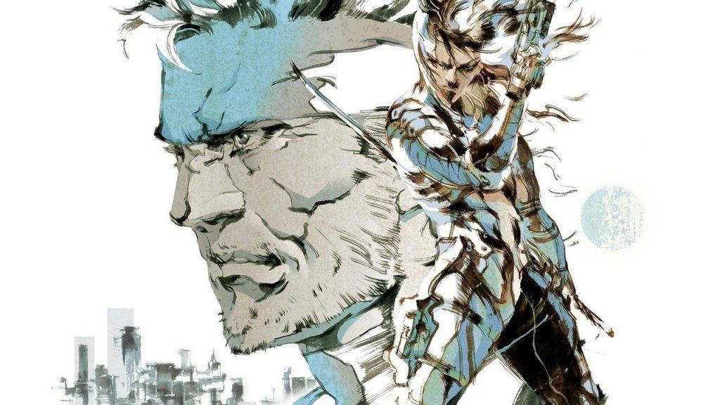 Metal Gear Solid 2 Cyberpunk