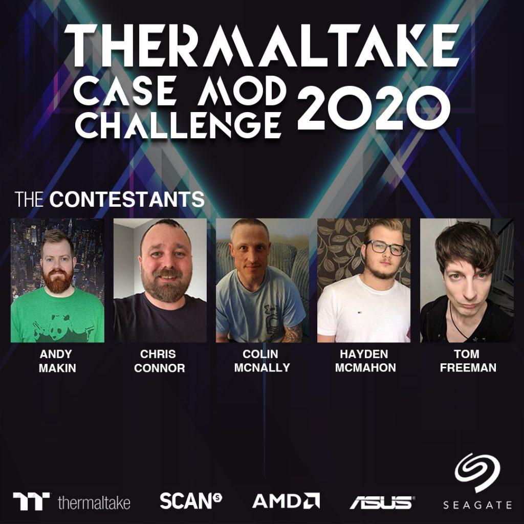 Thermaltake 2020 Case Mod Challenge
