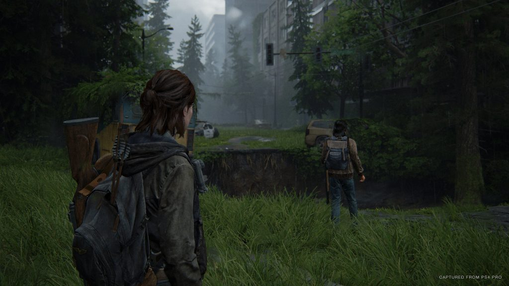 The Last of Us Part II Pit