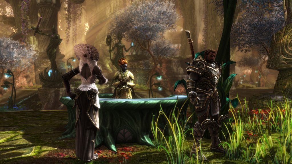 Kingdoms of Amalur Council